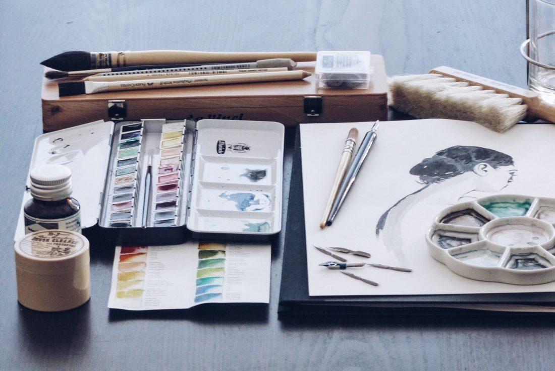 Künstlerbedarf Art Supply nadinebatista.de