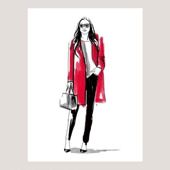 fashion illustration | nadinebatista.de